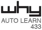 why auto learn logo